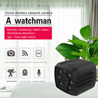 HD 1080P Wireless Mini WIFI IP Hidden SPY Camera Home Security Night Vision Cam