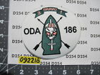 Special Forces Group Operational Detachment Alpha ODA-186 3B1 Patch