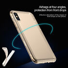 For iPhone X/XS/XS Max/XR Baseus Slim Soft Clear Rubber Shockproof Case Cover