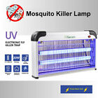30W UV Night Lamp Electric Control Fly Insect Trap Zapper Pest Mosquito Killer