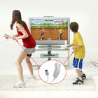Video Computer Game Controller Remote For Kids Adult Wii Console Black&white 1pc