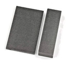 Carbon Fiber Plate Block Knife making DIY Knife Handle Scale Blank material 1 pc