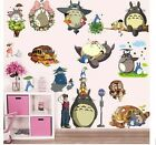 Totoro Ghibli Anime Catbus Soot Sprite Vinyl Wall Decal Stickers-buy2get1free!