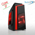 Gaming Pc Quad Core I7 Computer Ssd Hdd 8gb 16 Gb Ram Gt710 Gtx 1650 Win 10 Wifi