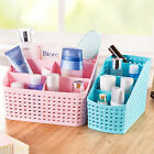 Внешний вид - Kitchen Desktop Bathroom Storage Box Organizer Basket Makeup Pencil Holder Decor