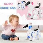Intelligent Electronic Pet Toy Cute Robot Dog Kids Walking Puppy Action Toy Gift