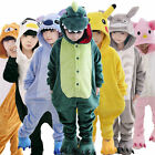 Внешний вид - Kids Boys Girls Animal Cosplay Costume Hooded Romper Jumpsuit Kigurumi Sleepwear