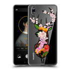 HEAD CASE DESIGNS ANIMAL FLORAL SILHOUETTES SOFT GEL CASE FOR HUAWEI PHONES