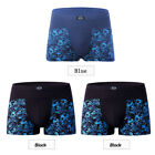 L-12XL Lot of 3 Mens BOXER Underwear Underpants BOXER BRIEFS Extra Large Stretch