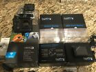 GoPro Hero 3 Black Edition W/ Battery BackPac / LCD BackPac / 64gb Micro SD