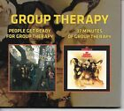 "Group Therapy ""Pepole get ready / 37 Minutes"" rare Psych CD  2009 Free Shipping"
