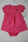 NEW GIRL'S CARTER'S ONE PIECE SUNSUIT SZ 18 MONTHS NWT