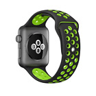 Fitness / Sport Silicone Replacement Band For Apple iWatch Nike+ Smartwatch
