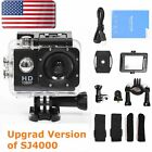 SJ5000 4K 1080P Ultra HD Waterproof 30M Action Camera Sports Camcorder