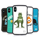 OFFICIAL DAVID OLENICK ANIMALS HYBRID CASE FOR APPLE iPHONES PHONES