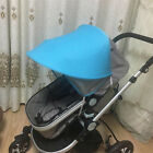 Sun Visor Carriage Shade Canopy Cover for Baby Prams Stroller Buggy Pushchair