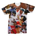Xander Bogaerts Collage T-Shirt