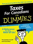 Taxes for Canadians for Dummies, 2001 Edition