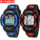 Kids Sports Digital Watch LED Waterproof Watches Xmas Gift for Child Boys GirlsWristwatches - 31387