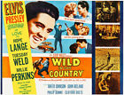 Wild In The Country - Elvis Presley - 1961 - Movie Poster