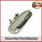 Outside Door Handle Front R For 98-02 Honda Accord YR508M Heather Mist Metallic