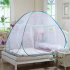 1x Mosquito Net Easy Pop Up & Fold Free Standing Tent White Single Door Netting  image