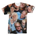 Philip Seymour Hoffman Collage T-Shirt