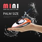 3392M 2.4GHz Rechargable Mini Electric High Speed RC Boat Remote Control Boat UE