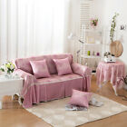 SlipCover Lace L-Shaped Sofa Cover RAUt Protector Xmas Gift Living Home Decor Sa