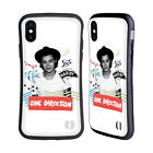 OFFICIAL ONE DIRECTION DOODLE X GRAFFITI HYBRID CASE FOR APPLE iPHONES PHONES