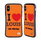OFFICIAL ONE DIRECTION ONE DIRECTION FEVER HYBRID CASE FOR APPLE iPHONES PHONES