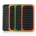 20000mAh Waterproof Dual USB Small Solar Battery Charger Solar Power Bank