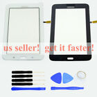 "NEW Whilte Touch Screen Digitizer for Samsung Galaxy 7"" Tablet SM-T113 US Seller"