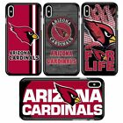 Arizona Cardinals Football Hard Case Cover for iPhone 7 8 Plus X XR XS MAX $12.26 CAD on eBay