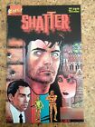 Shatter #1 (Dec 1985, First Comics)NM 9.6+ First Computer Generated Comic. Indie