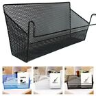 Stainless Steel Bedside Tidy Organiser Storage Holder Racks Hanging Basket Shelf