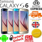 New Sealed Box Samsung Galaxy S6 G920f Lte 4g Mobile 32gb Android Smart Phones