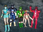 POWER RNAGERS BANDAI RANDOM ASSORTED FIGURES INCOMPLETE/CUSTOM FODDER
