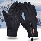 Внешний вид - Winter Men Women Touch Screen Windproof Waterproof Outdoor Sport Driving Gloves
