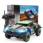 4WD 2.4G Remote Control Car RC Electric Racing Trucks Off Road Buggy Vehicle Toy
