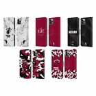 OFFICIAL NBA 2018/19 MIAMI HEAT LEATHER BOOK WALLET CASE FOR APPLE iPHONE PHONES on eBay