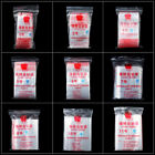 Resealable Poly Bag Transparent Opp Bag Plastic Bags Self  Seal