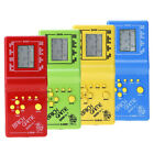1PC Tetris Game Kids HandHeld LCD Electronic Game Brick Game Fancy Puzzle Games