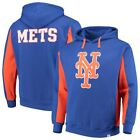 New York Mets Fanatics Branded Team Logo Iconic Fleece Pullover Hoodie - on Ebay