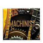 NYX Machinist Grind Eyeshadow Palette Authentic Limited Edition