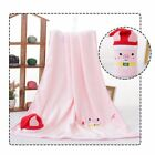 Chirtmas Soft Warm Solid Warm Micro Plush Fleece Blanket Throw Rug Sofa Bedding image