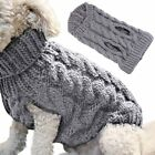 Внешний вид - Hand Knit Dog Sweaters Clothing Chihuahua Clothes Soft for Small Dogs Pet Puppy