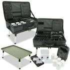 NEW FISHING BIVVY TABLES SYSTEMS LARGE BIVVY TABLE FOR TERMINAL TACKLE NGT