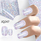 Major Design Nail rt Foil Stickers Transfer Decal Tips Manicure DIY Nail Foil