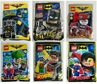 ORIGINAL LEGO - THE BATMAN MOVIE - DC Foil Pack POLYBAG - Limited Edition